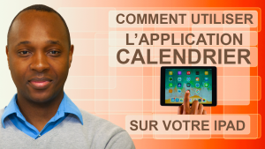Comment utiliser l'application calendrier