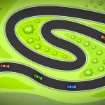 Cars Animation-Motion Path