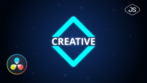 Davinci Resolve – Intro – Motion Graphics #37