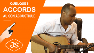 Quelques accords au son acoustique