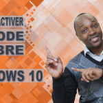 Activer le mode sombre sous Windows 10