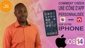 Comment créer une icône d'app personnalisée sur votre iPhone