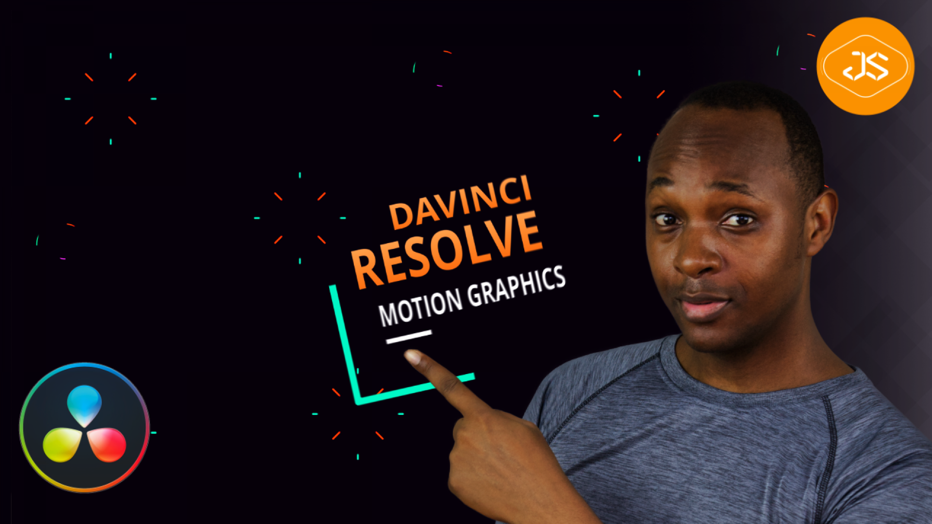 Technique d'animation Motion Graphics avec Davinci Resolve