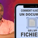 Comment numériser vos documents sur l'app Fichiers de votre iPhone